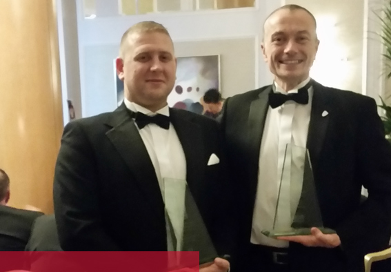 Crestchic engineer bags major training award