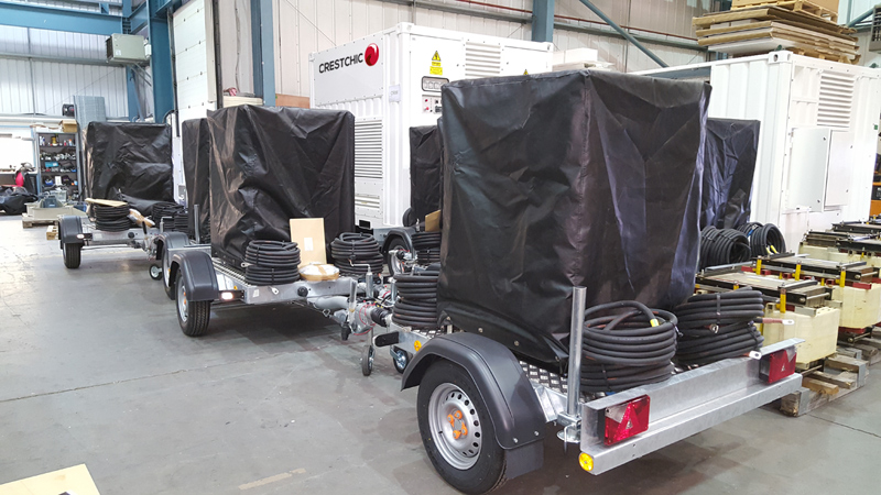 Major telco takes trailer-mounted loadbanks